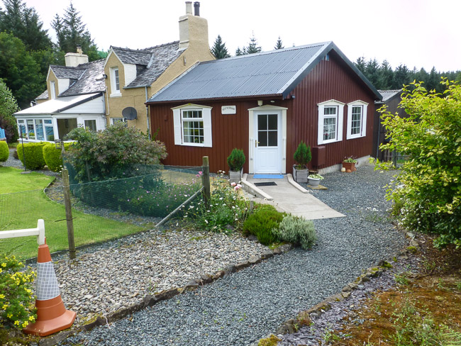 Welcome to Heatherbank, Isle of Mull Self Catering Apartment